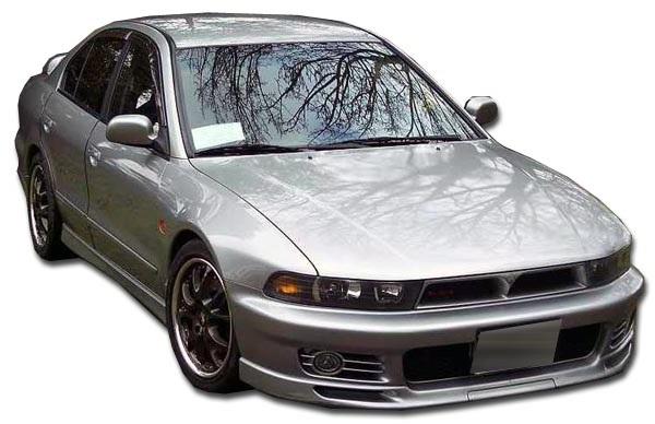 Solfilm til Mitsubishi Galant sedan. Ferdig tilpasset solfilm til alle Mitsubishi biler.