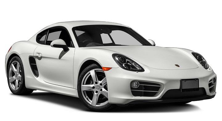 Solfilm til Porsche Cayman. Ferdig tilpasset solfilm til alle Porsche biler.