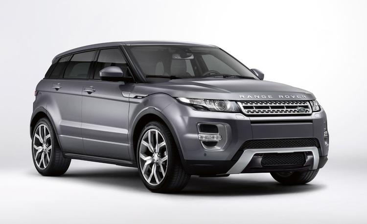 Solfilm til Range Rover Evoque. Ferdig tilpasset solfilm til alle Range Rover biler.