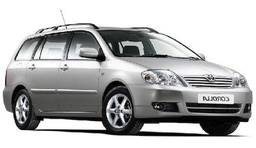 Toyota Corolla Stasjonsvogn