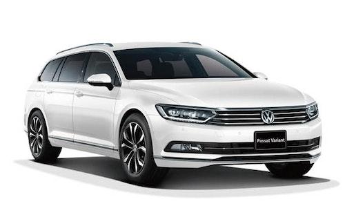 Volkswagen Passat Stasjonsvogn