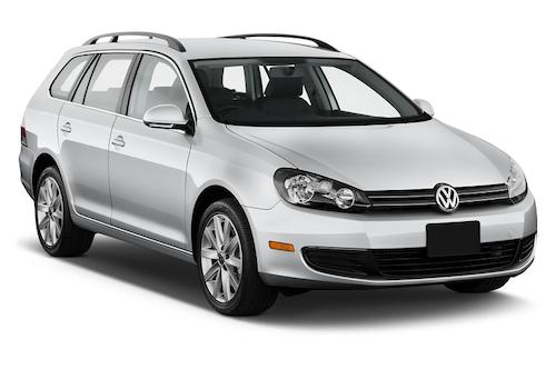 Volkswagen Jetta Stasjonsvogn