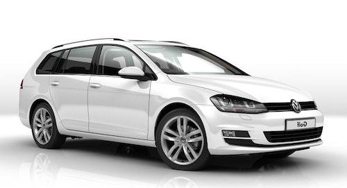 Volkswagen Golf Stasjonsvogn