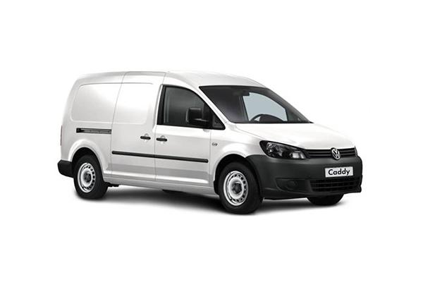 Solfilm til Volkswagen Caddy Maxi Van.