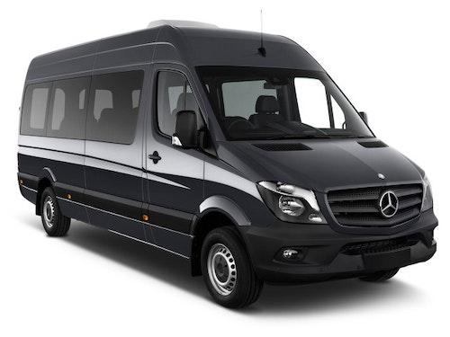 Mercedes Sprinter Kombi Long