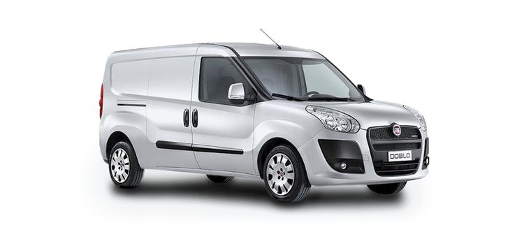Solfilm til Fiat Doblo Maxi Van.