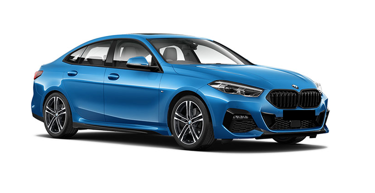 Solfilm til BMW 2-serie Gran Coupé alle årsmodeller.