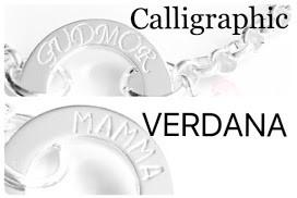 "Halsband ""Vera"" i metall"