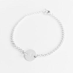 """Armband """"Stella"""" i silver"""