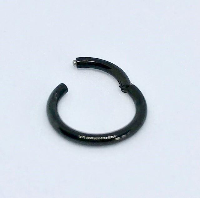 Svart segmentring 11,5 mm