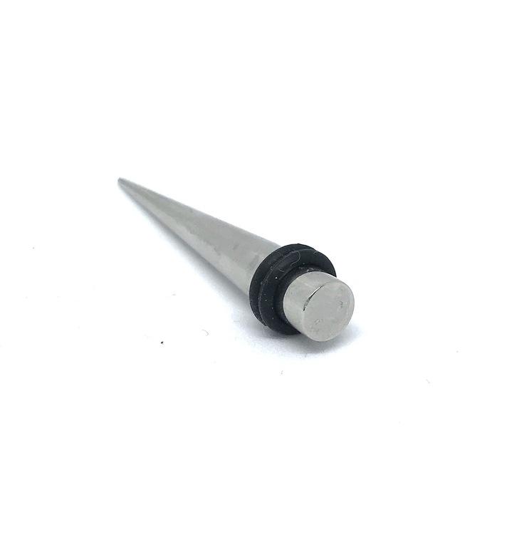 Taper rostfritt stål töjning
