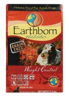 EARTHBORN HOLISTIC WEIGHT CONTROL GRAIN-FREE 2.5KG