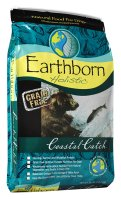 EARTHBORN HOLISTIC COASTAL CATCH GRAIN-FREE 12KG
