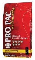 PRO PAC CHICKEN & BROWN RICE WHOLE GRAIN 2.5KG