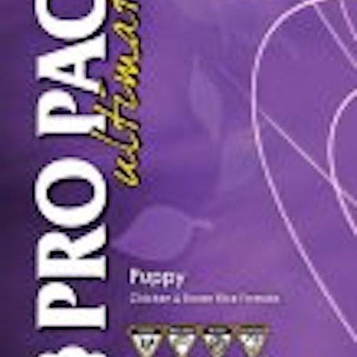 PRO PAC PUPPY CHICKEN & BROWN RICE WHOLEGRAIN 2.5KG