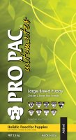 PRO PAC PUPPY LARGEBREED CHICKEN & BROWN RICE WHOLE 12KG