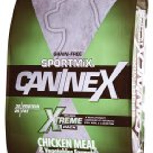 SPORTMIX CANINE X CHICKEN MEAL & VEGETABLES FORMULA 18 KG