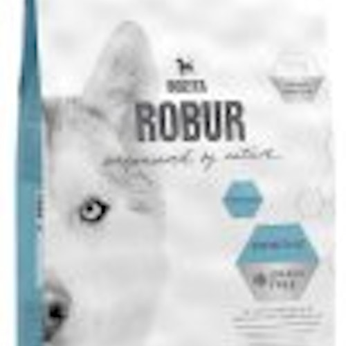 ROBUR SENSITIVE GRAIN FREE REINDEER 11.5KG