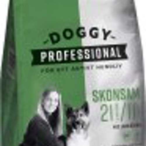 DOGGY PROFESSIONAL SKONSAM 18KG