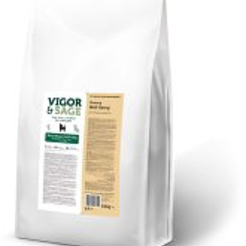 V&S GINSENG WELL-BEING SMALL BREED ADULT 15KG
