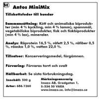 MINI MIX 500GR BURK