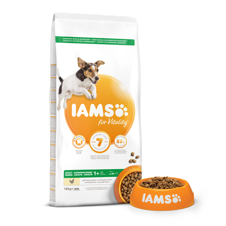 Iams Adult Small Kyckling 12kg