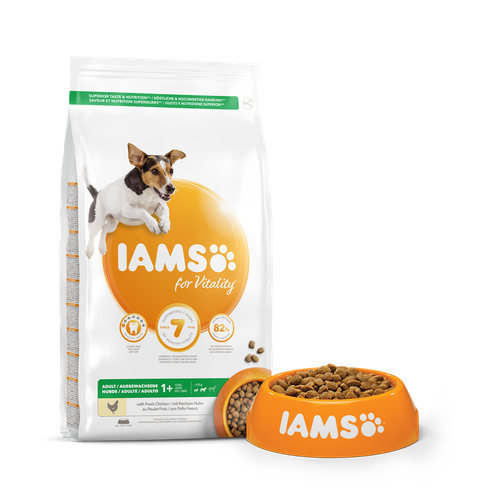 Iams Adult Small Kyckling 3kg