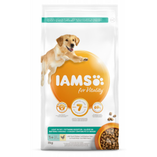 Iams Adult Light 3kg