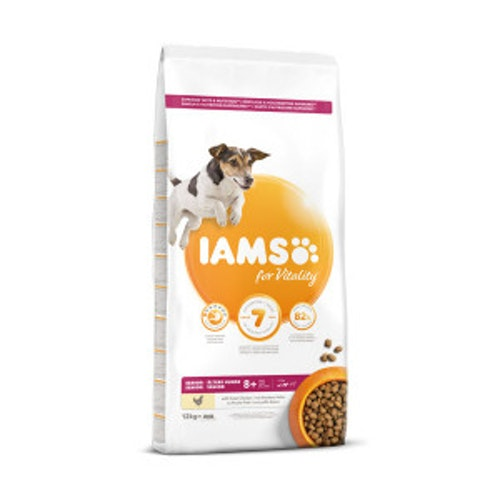 Iams Senior Small/medium 12kg