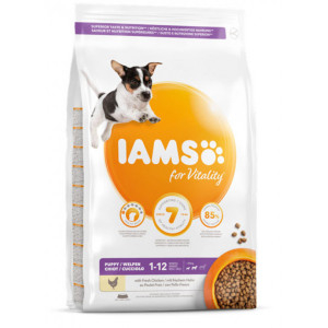 Iams Puppy small/medium 12kg
