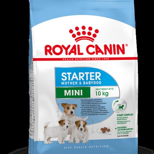 Royal Canin Mini Starter, Flera storlekar