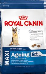 Royal Canin MAXI AGEING 8+, flera storlekar