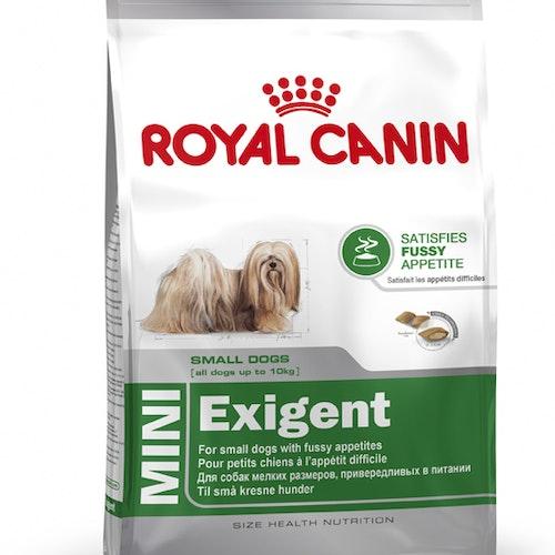 Royal Canin Mini Exigent, flera storlekar