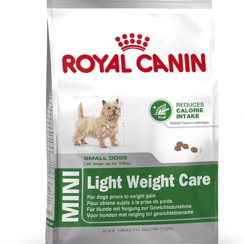 Royal Canin MINI LIGHT, flera storlekar