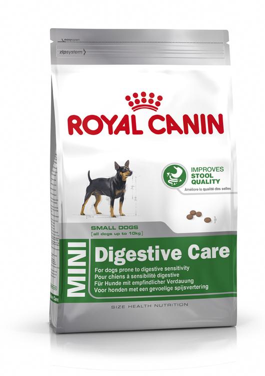 Royal Canin MINI DIGESTIVE CARE, flera storlekar