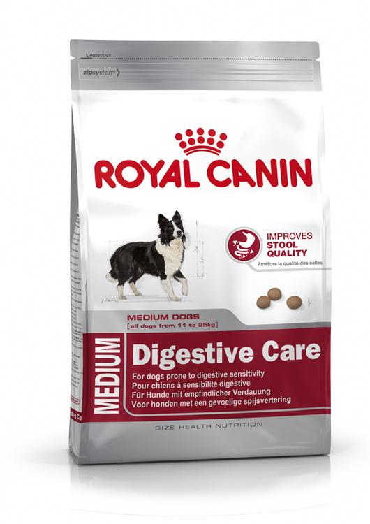 Royal Canin MEDIUM DIGESTIVE CARE, flera storlekar