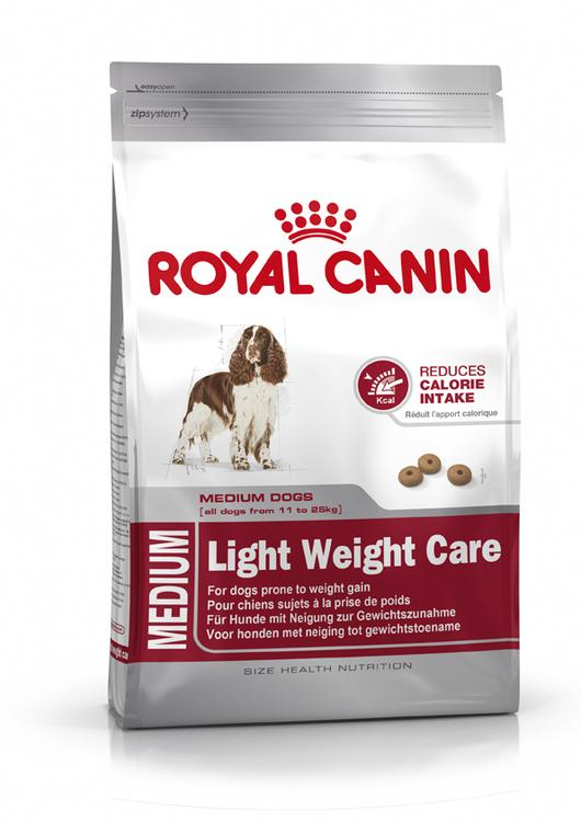 Royal Canin MEDIUM LIGHT, flera storlekar