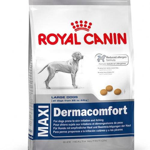 Royal Canin MAXI DERMACOMFORT, flera storlekar