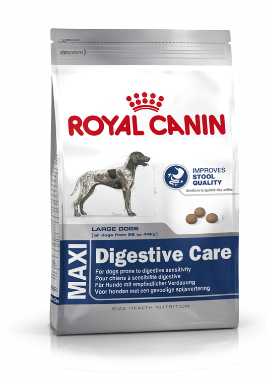 Royal Canin MAXI DIGESTIVE CARE, flera storlekar