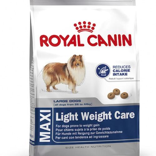 Royal Canin MAXI LIGHT, Flera storlekar