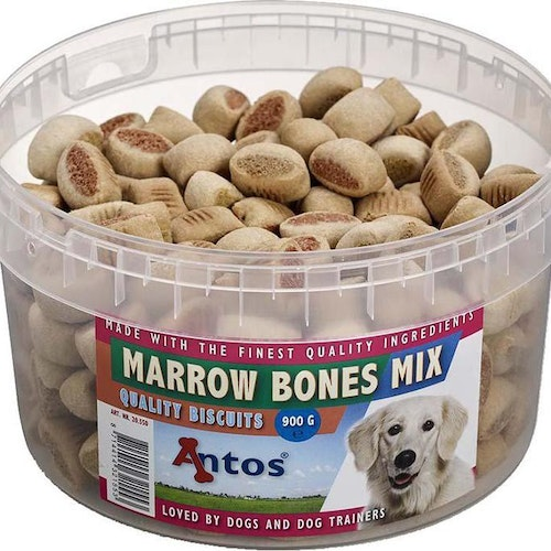 HUNDKEX MARROW BONES MIX 900GR