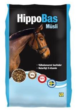 HippoBas Müsli, 20 kg