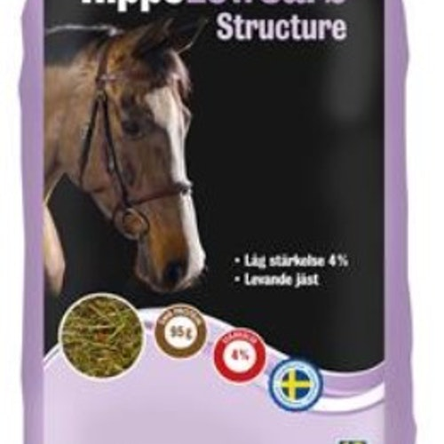 HippoLowCarb Structure Musli, 15 kg