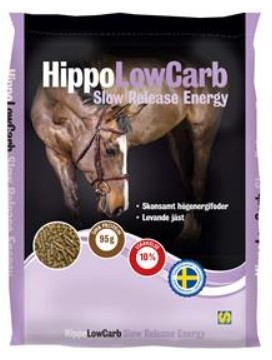 HippoLowCarb Slow Release Energy, 15 kg
