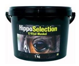 HippoSelection E-Vital Muskel 1kg