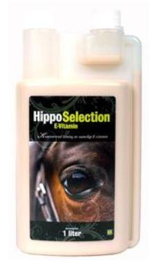 HippoSelection E-Vitamin 1li