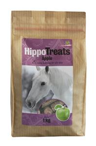 Hippo Treats Äpple 1kg