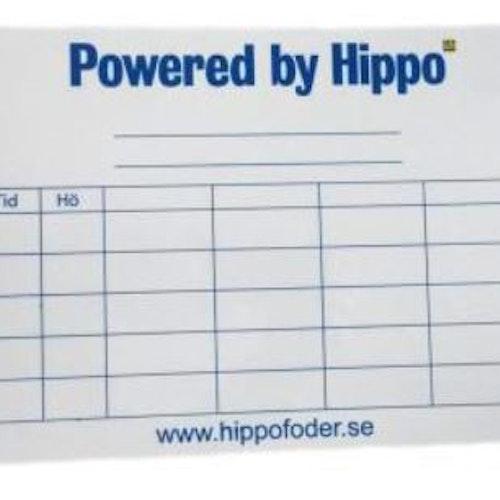 Hippo Fodertavla 1st