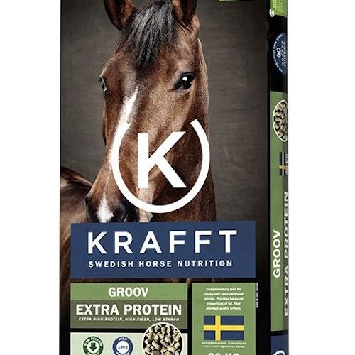 KRAFFT Groov Extra Protein 20 kg 20kg