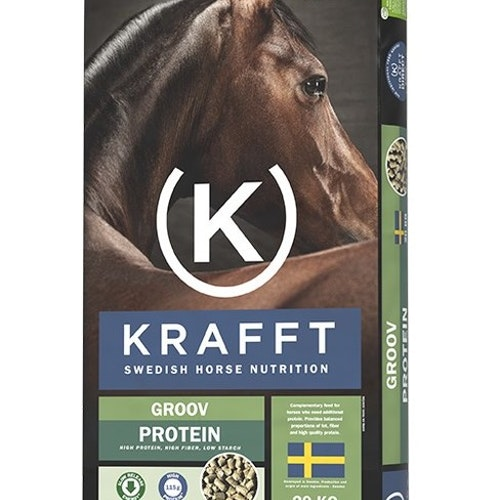 KRAFFT Groov Protein 20kg 20kg